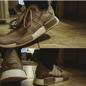 French Beige NMD